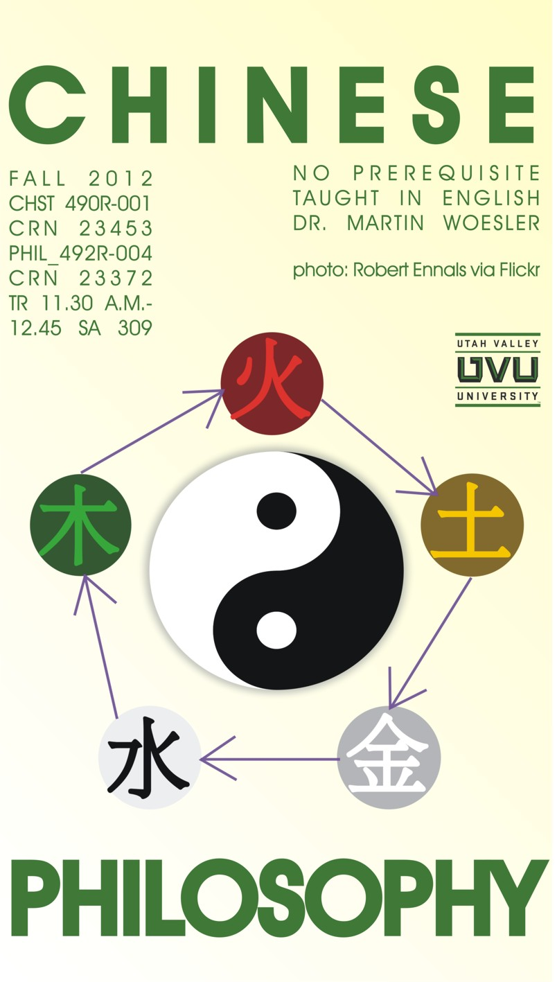 Special Topics: Chinese Philosophy